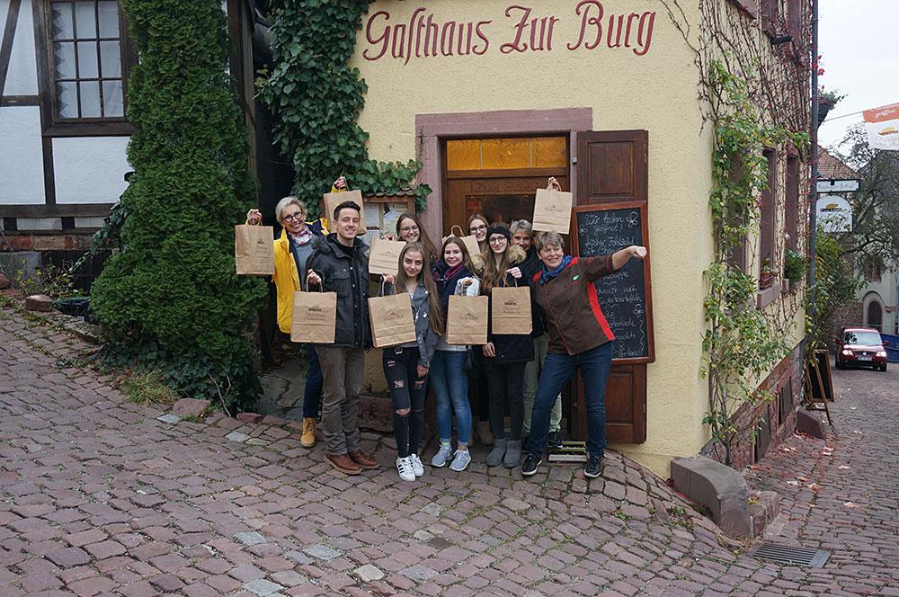 Herbst-Ausflug in die Chocolaterie Dilsberg